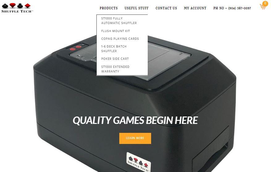 Shuffle Tech new website