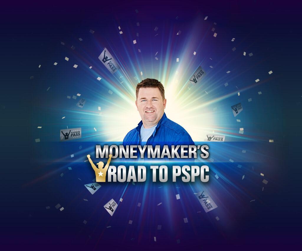 Moneymaker's Road to PSPC