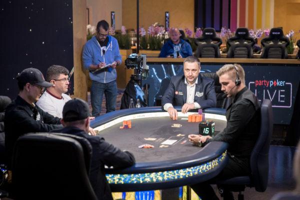 Tony G. Triton Poker