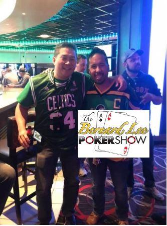 Bernard Lee Poker Show Tana Karn