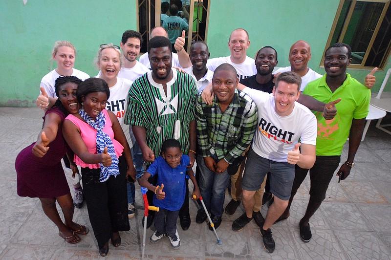 PokerStars Right to Play Ghana trip