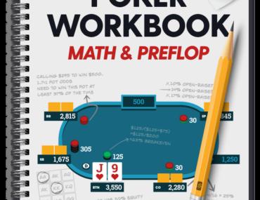 Poker Math Workbook
