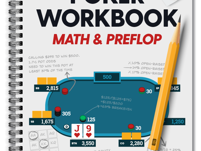 Poker Math Workbook