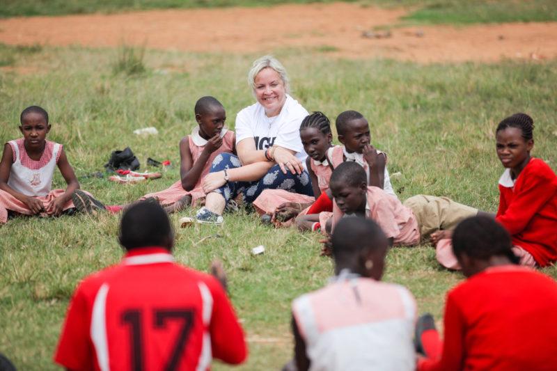 Sue Hammett Uganda