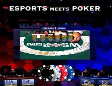 esports meets poker