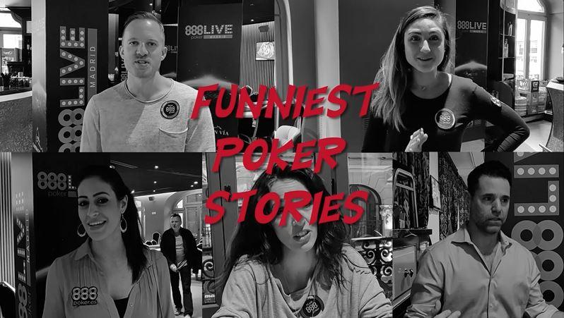 funniest poker stories