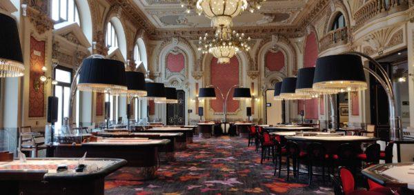 Casino Gran Via interior