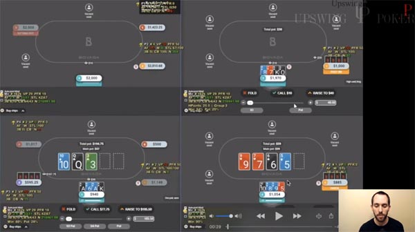 Upswing Poker Advanced PLO Mastery