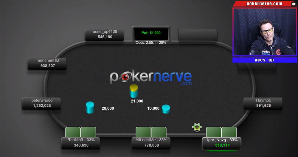 PokerNerve Bounty Hunter