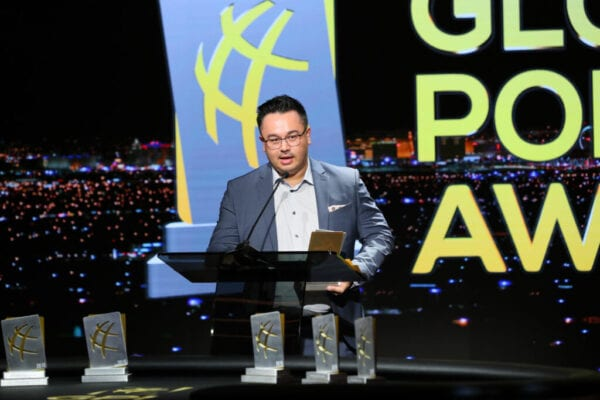 2019 Global Poker Awards Tim Duckworth
