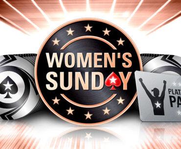 PokerStars Women's Sunday