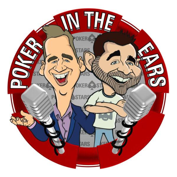 Poker in the Ears logo