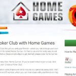 online poker home games