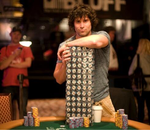 poker chip racks