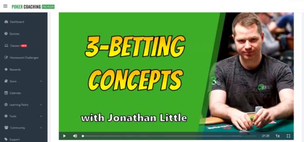 videos Pokercoaching.com