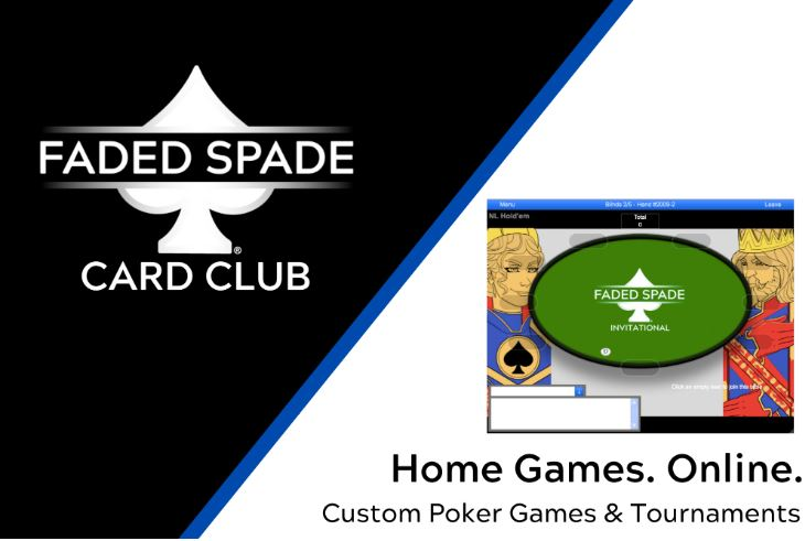 Faded Spade Card Club