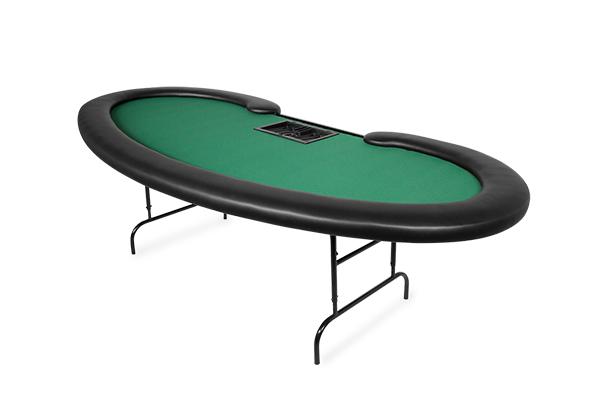folding leg poker table