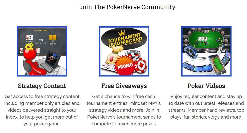PokerNerve Community