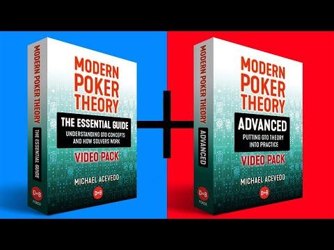Modern Poker Theory video pack