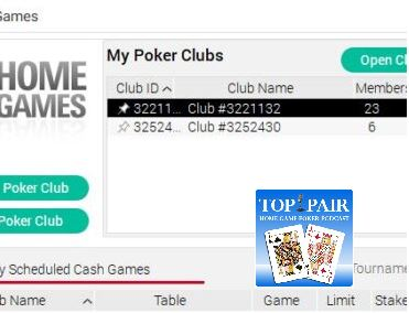 top pair home game online