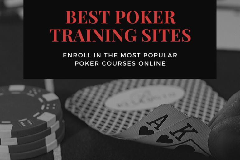 Best Poker Training Sites