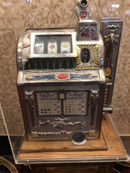 Sam's Town slot machine