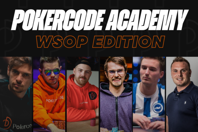 Pokercode Academy Coaches