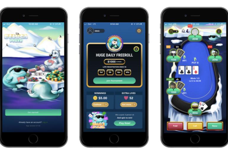 Beluga poker app