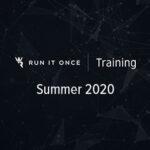Run It Once Training Summer 2020