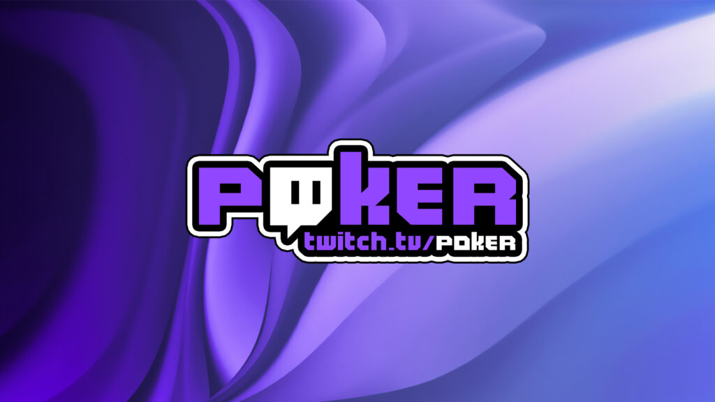 Twitch Poker logo