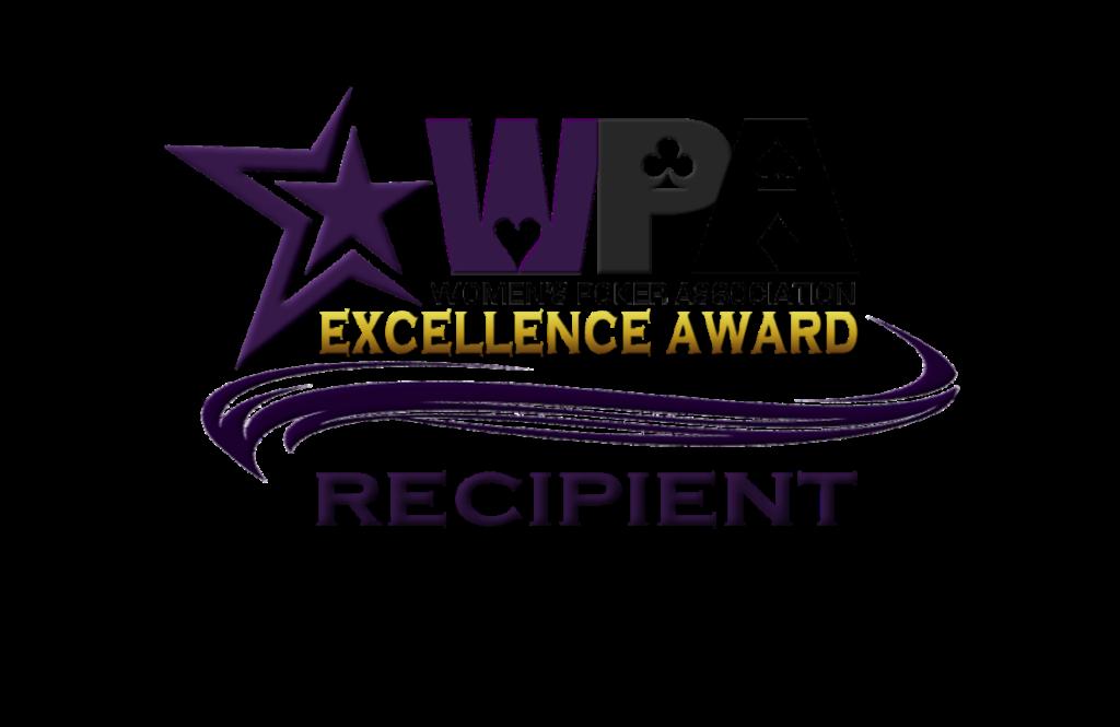 WPA Award recipient