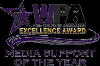 WPA Media Support award