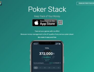 PokerStack mobile app