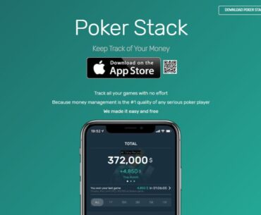 PokerStack mobile app