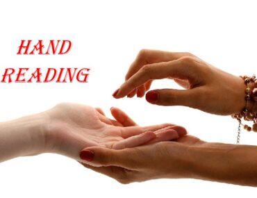 hand reading