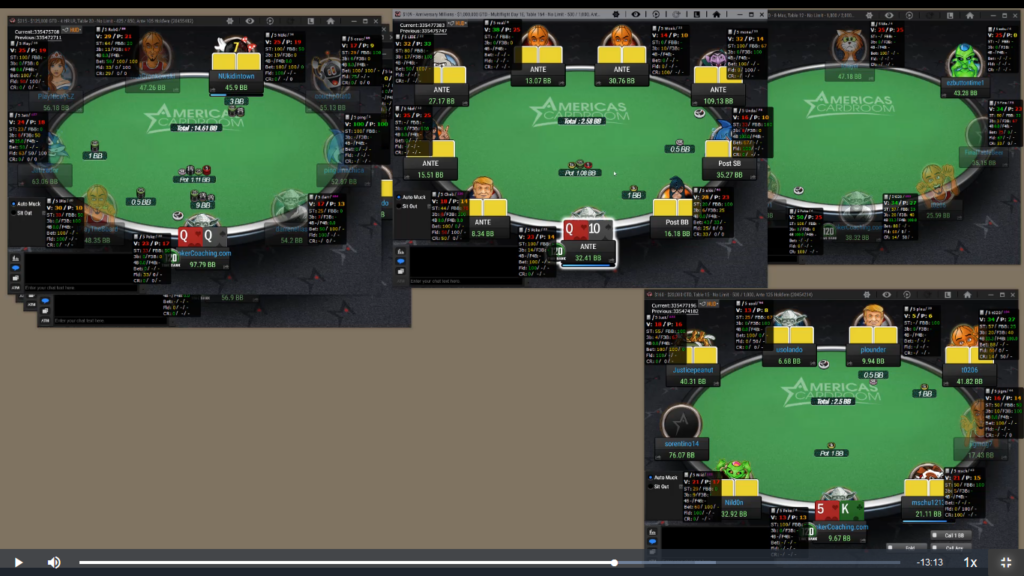 Pokercoaching.com 30-day challenge Day 8