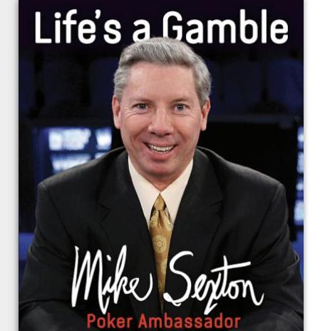 Mike Sexton Life's a Gamble