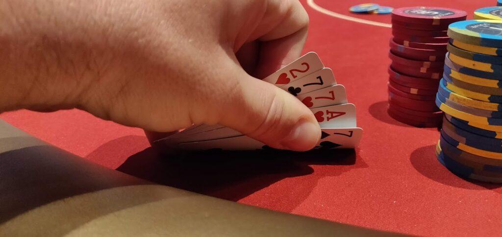 deuce seven triple draw