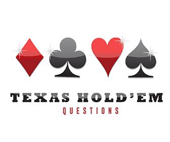 Texas Hold'em Questions logo