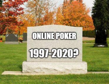 death of online poker