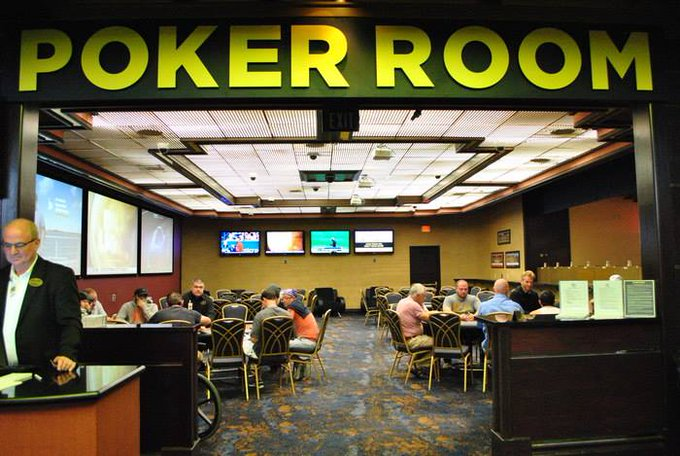 Westgate poker room