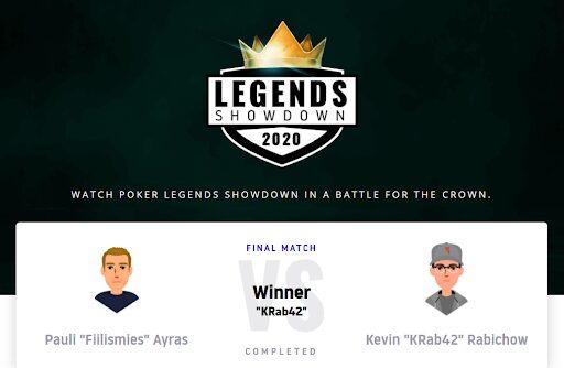 Legends showdown RIO