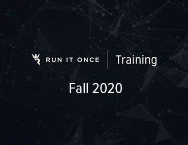 Run It Once Fall