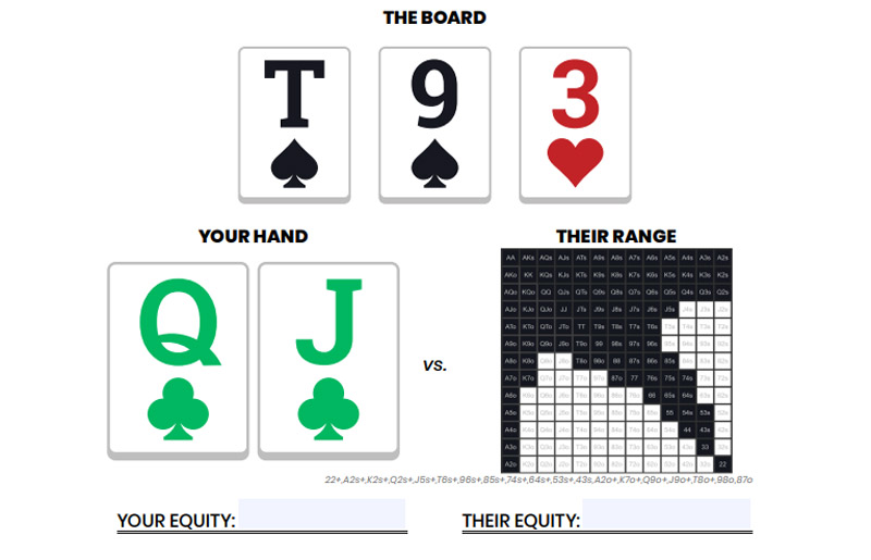 hand vs range