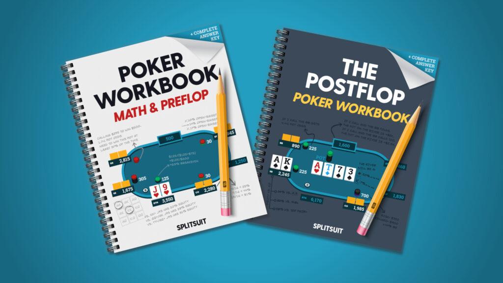 Splitsuit Poker Workbooks