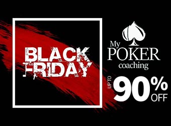 Mypokercoaching Black Friday Sale