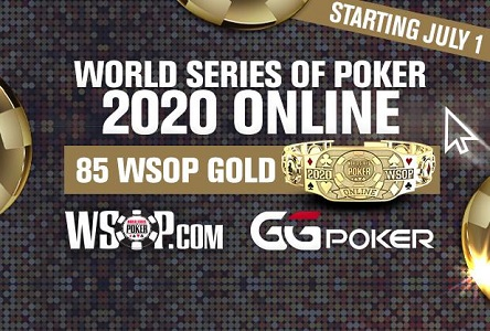 2020 WSOP Online Summer Series