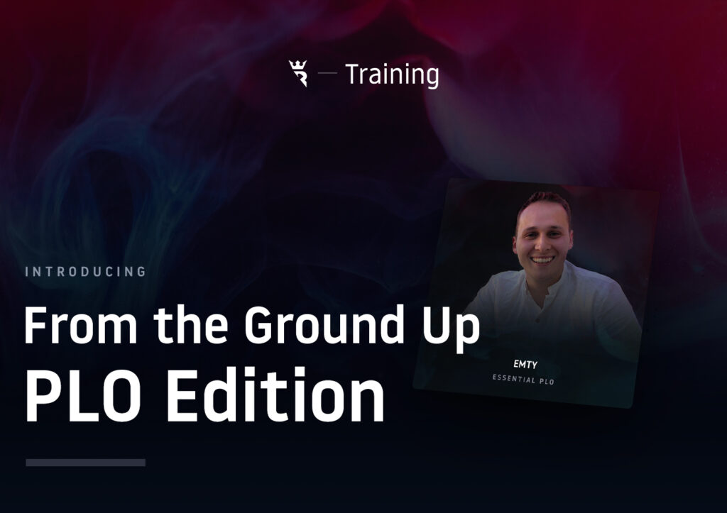 From the Ground Up PLO