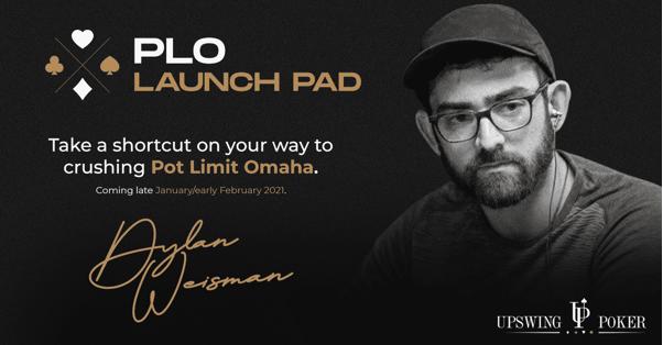 Upswing Poker PLO Launch Pad