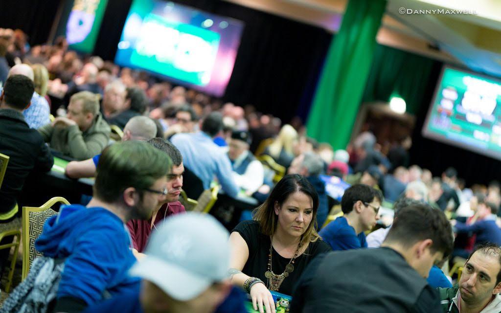 Christin Maschmann Irish Poker Open
